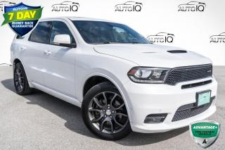 Used 2018 Dodge Durango R/T 7 SEATS!!! NAVIGATION!!! 5.7L HEMI!!! for sale in Barrie, ON