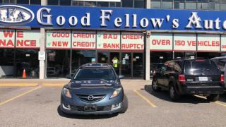 Used 2012 Mazda MAZDA6 GS MODEL, SUNROOF, 3.7L 6CYL, BLUETOOTH, ALLOY for sale in Toronto, ON
