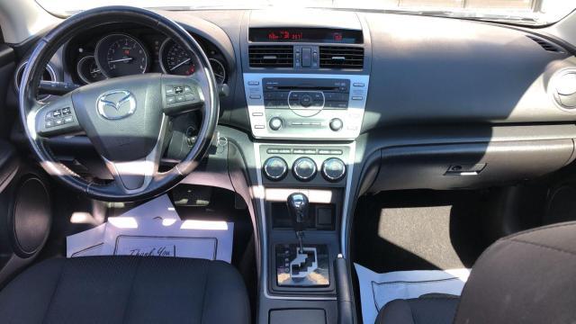2012 Mazda MAZDA6 GS MODEL, SUNROOF, 3.7L 6CYL, BLUETOOTH, ALLOY Photo5