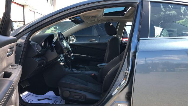 2012 Mazda MAZDA6 GS MODEL, SUNROOF, 3.7L 6CYL, BLUETOOTH, ALLOY Photo7