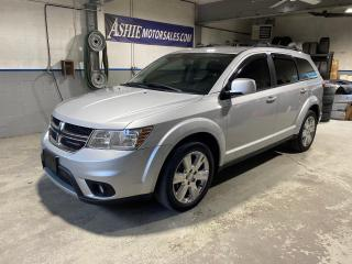 Used 2014 Dodge Journey FWD 4dr Limited for sale in Kingston, ON