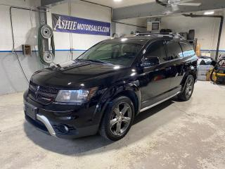 Used 2016 Dodge Journey AWD 4DR CROSSROAD for sale in Kingston, ON