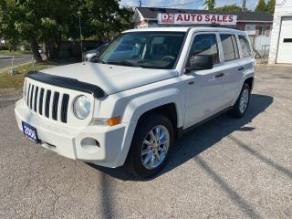 Used 2008 Jeep Patriot North Edition/Automatic/4x4/AS IS Special for sale in Scarborough, ON