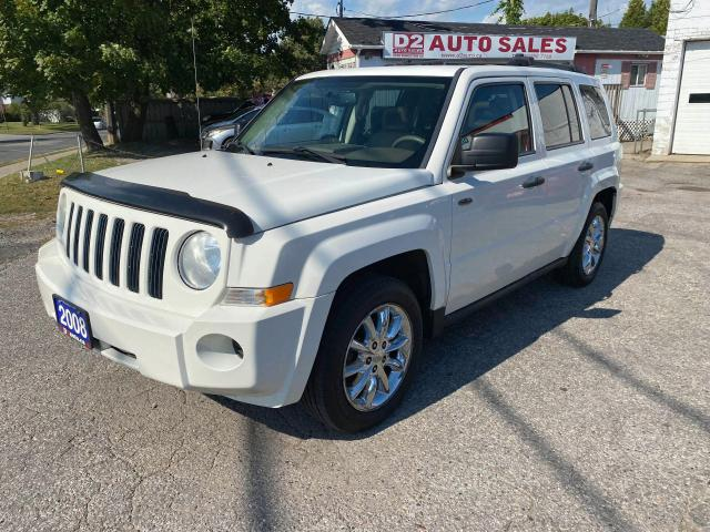 2008 Jeep Patriot North Edition/Automatic/4x4/AS IS Special