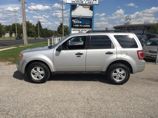 Used 2009 Ford Escape XLT for sale in Newmarket, ON