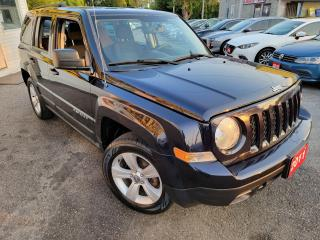 Used 2011 Jeep Patriot North/4X4/BT/AUTO/AC/SXM/ALLOYS/CLEAN for sale in Scarborough, ON