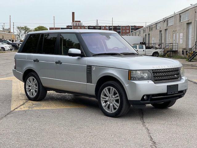 2011 Land Rover Range Rover HSE Navigation/Sunroof/Camera Photo3