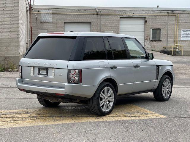2011 Land Rover Range Rover HSE Navigation/Sunroof/Camera Photo4