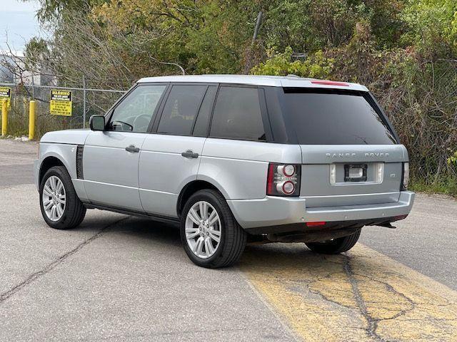2011 Land Rover Range Rover HSE Navigation/Sunroof/Camera Photo5