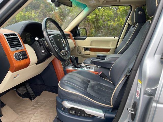 2011 Land Rover Range Rover HSE Navigation/Sunroof/Camera Photo6