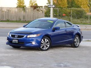 Used 2008 Honda Accord EX-L,LEATHER,CERTIFIED,NO-ACCIDENT,FULLY LOADED, for sale in Mississauga, ON