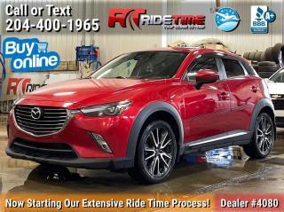Used 2016 Mazda CX-3 GT for sale in Winnipeg, MB