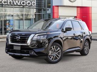 New 2022 Nissan Pathfinder SL Premium Package for sale in Winnipeg, MB