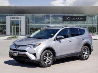 Used 2017 Toyota RAV4 LE AWD | Heated Seats | Toyota Safety Sense for sale in Winnipeg, MB