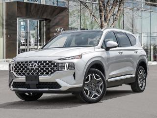 New 2021 Hyundai Santa Fe Hybrid Preferred Trend for sale in Winnipeg, MB