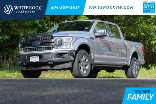 Used 2018 Ford F-150 Lariat * 3.73 RATIO ** BLIND SPOT ** POWER RUNNING BOARD* for sale in Surrey, BC