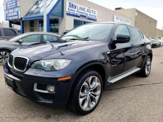 Used 2013 BMW X6 xDrive35i M SPORTS PACKAGE|AWD|CAMERA|NAVIGATION for sale in Concord, ON