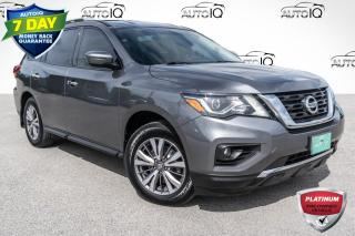 Used 2019 Nissan Pathfinder 7 SEATS!!! PARKING SENSORS!!! for sale in Barrie, ON