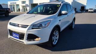 Used 2014 Ford Escape Titanium - AWD, SEAT HEAT, NAV, PANORAMIC ROOF for sale in Kingston, ON