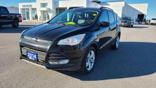 Used 2014 Ford Escape SE - AWD, NAV, BLUETOOTH, HEATED LEATHER for sale in Kingston, ON