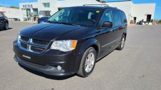Used 2016 Dodge Grand Caravan 4dr Wgn Crew for sale in Kingston, ON
