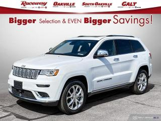 New 2021 Jeep Grand Cherokee Summit for sale in Etobicoke, ON