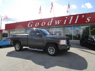 Used 2010 Chevrolet Silverado 1500 LT! 2WD! SHORTBOX! CLEAN CARFAX! for sale in Aylmer, ON