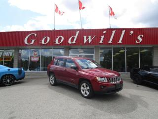 Used 2011 Jeep Compass 'NORTH' EDITION! LOW MILEAGE! for sale in Aylmer, ON
