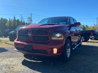 Used 2014 RAM 1500 SPORT for sale in Spragge, ON