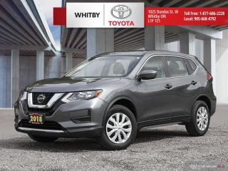 Used 2018 Nissan Rogue for sale in Whitby, ON