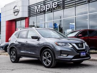 Used 2019 Nissan Rogue SV for sale in Maple, ON