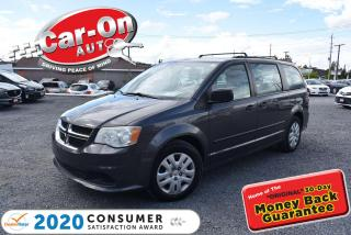 Used 2016 Dodge Grand Caravan NEW ARRIVAL for sale in Ottawa, ON