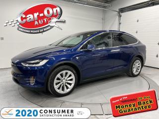 Used 2016 Tesla Model X 60D   FALCON WINGS   ENHANCED AUTOPILOT PKG for sale in Ottawa, ON