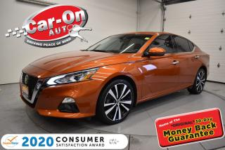 Used 2019 Nissan Altima 2.5L Platinum AWD   360 CAM   19 ALLOYS   BOSE for sale in Ottawa, ON