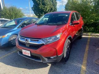 Used 2017 Honda CR-V EX-L for sale in Waterloo, ON