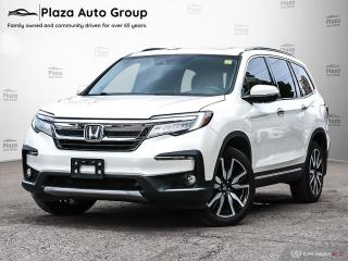 Used 2019 Honda Pilot TOURING 8-PASSENGER for sale in Richmond Hill, ON