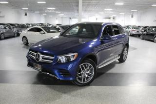 Used 2018 Mercedes-Benz GL-Class GLC300 4MATIC NO ACCIDENTS I AMG I NAVIGATION I PANOROOF BT for sale in Mississauga, ON