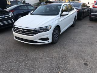 Used 2020 Volkswagen Jetta Highline auto for sale in Toronto, ON