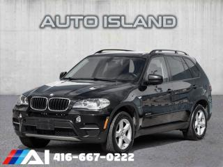 Used 2012 BMW X5 BROWN LEATHER**SUNROOF**ALLOYS**AWD** for sale in North York, ON