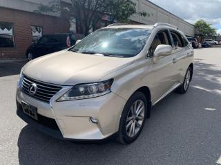 Used 2015 Lexus RX 350 AWD 4dr, NAVIGATION, SUNROOF, NO ACCIDENT for sale in North York, ON