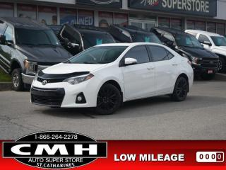 Used 2015 Toyota Corolla for sale in St. Catharines, ON