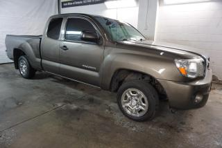 Used 2009 Toyota Tacoma SR5 BLUETOOTH CERTIFIED 2YR WARRANTY *2nd SET ALLOYS WINTER* POWER CRUISE *SERVICE RECORDS* for sale in Milton, ON