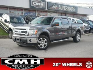 Used 2014 Ford F-150 for sale in St. Catharines, ON