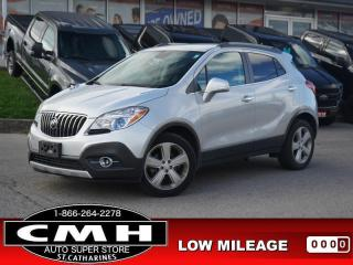 Used 2015 Buick Encore Convenience  CAM P/SEAT HTD-SEATS  18-AL for sale in St. Catharines, ON