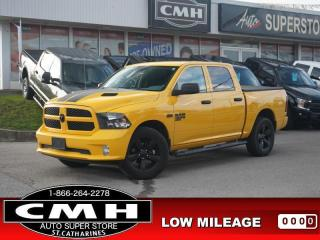 Used 2019 RAM 1500 Classic Express  SPORT-PKG HEMI-4X4 CAM 20-AL for sale in St. Catharines, ON