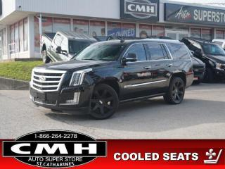 Used 2015 Cadillac Escalade PREMIUM for sale in St. Catharines, ON