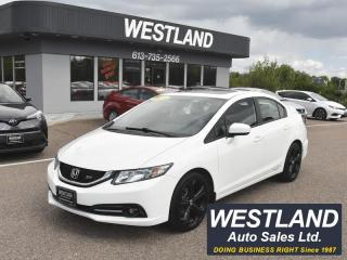 Used 2015 Honda Civic SI for sale in Pembroke, ON