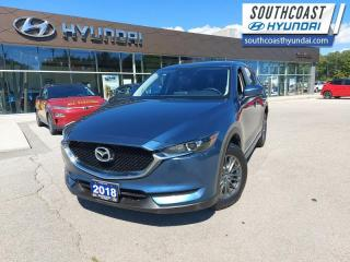 Used 2018 Mazda CX-5 GS  - Comfort Package - $185 B/W for sale in Simcoe, ON