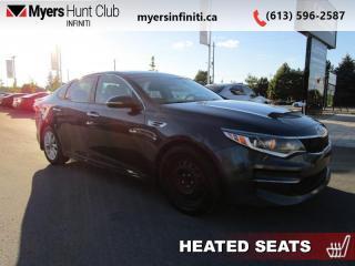 Used 2018 Kia Optima LX Auto  - Heated Seats -  SiriusXM for sale in Ottawa, ON