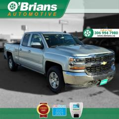 Used 2019 Chevrolet Silverado 1500 LD LT w/4x4, Backup Camera, Cruise Control, Air Conditioning for sale in Saskatoon, SK